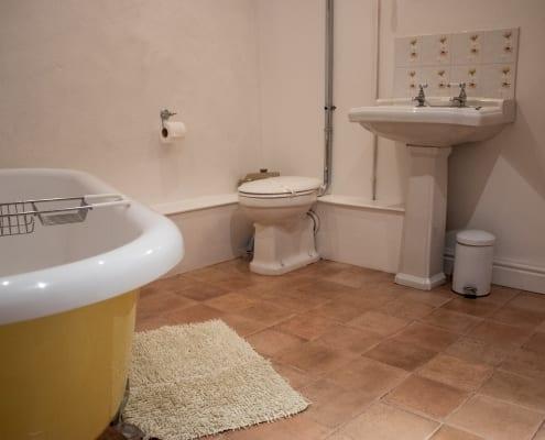 Corn Loft Bathroom