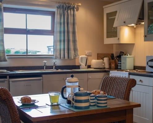 Foxglove Cottage Kitchen