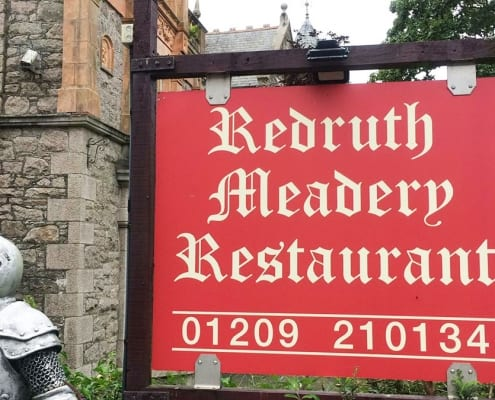 Redruth Meadery Restaurant